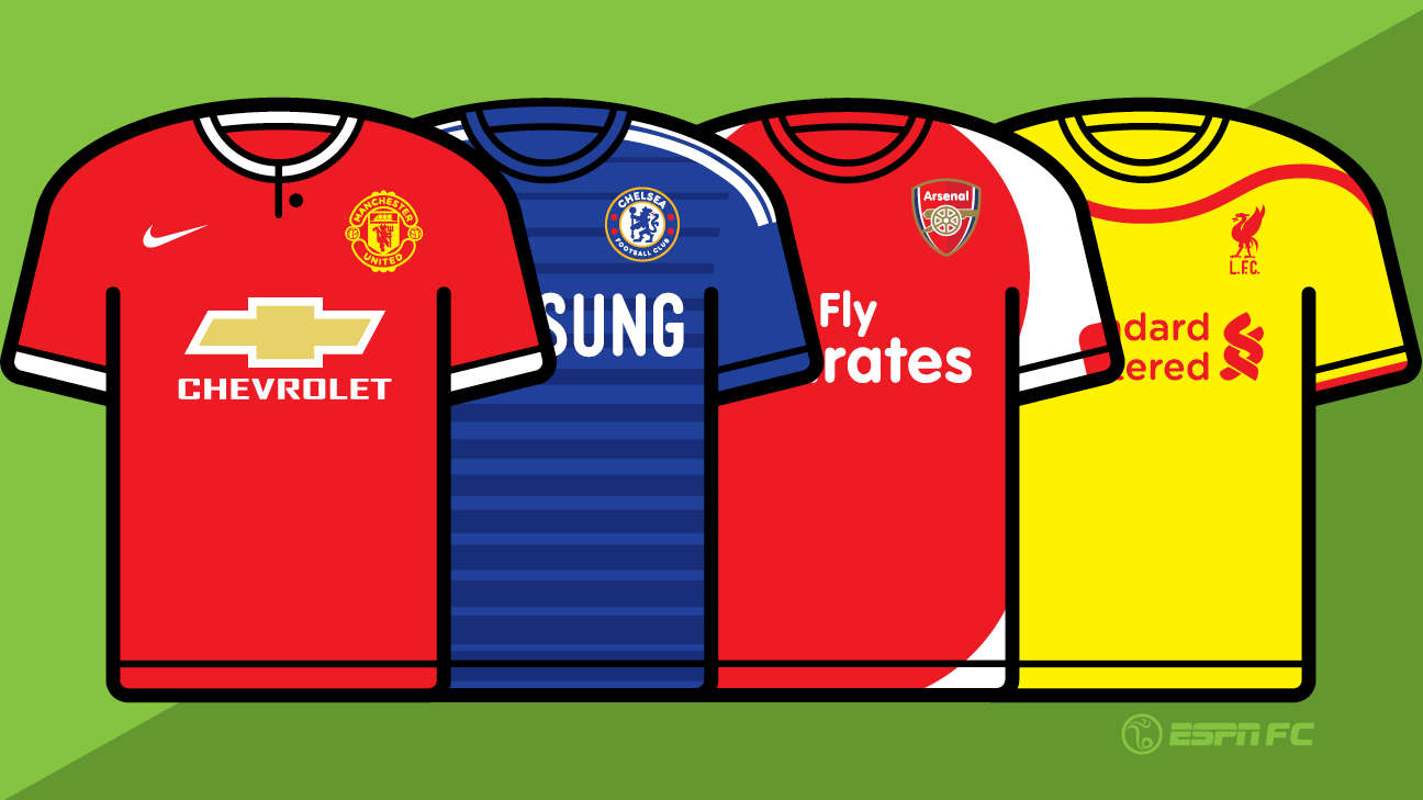 online store a17b4 63b71 Kit deal is more important than ever for Premier League