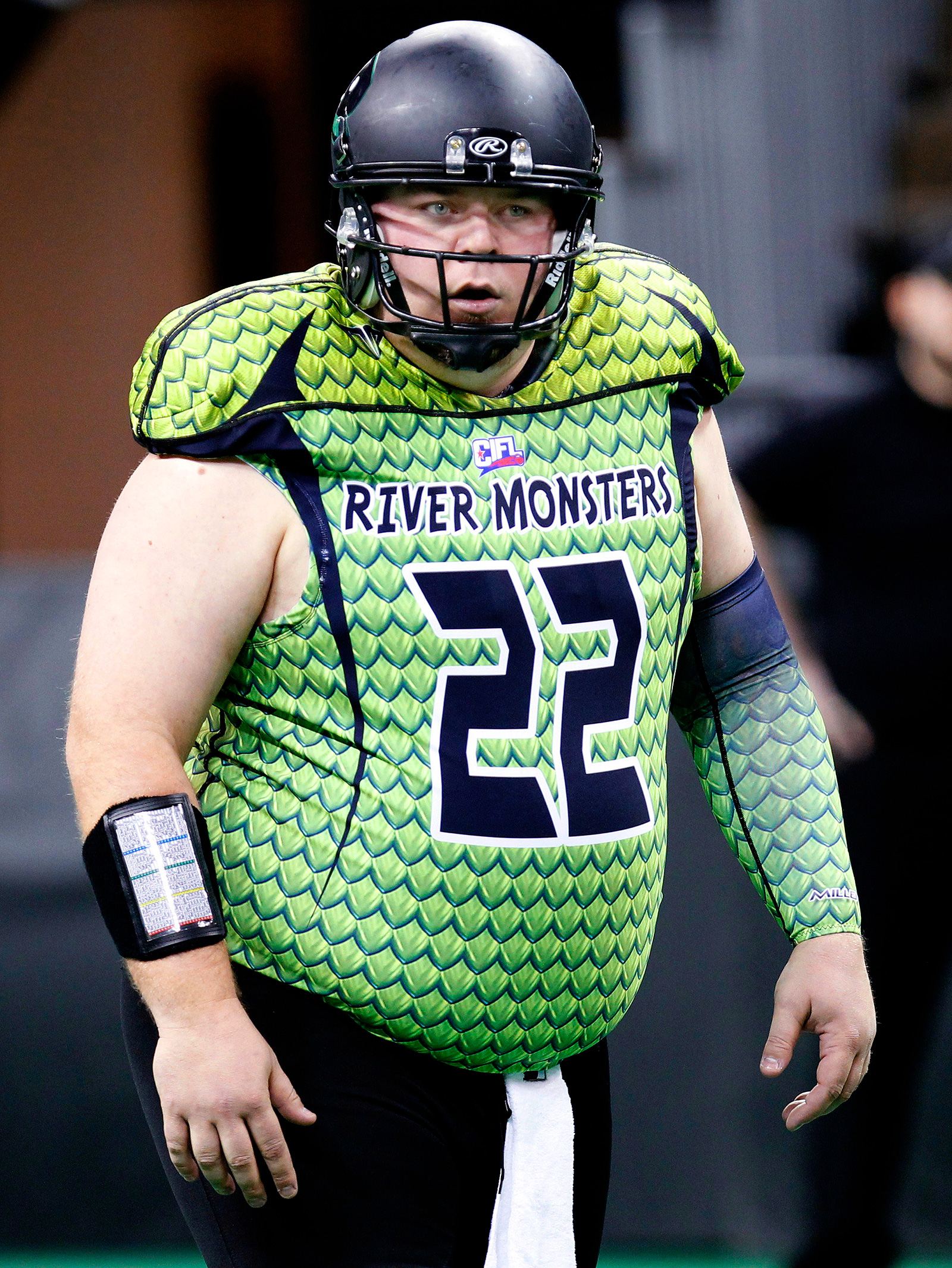 Ex-NFL QB Jared Lorenzen's lifelong battle with weight
