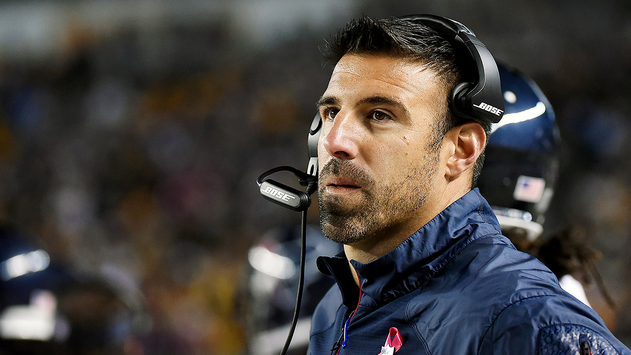 Mike Vrabel tweets Super Bowl rings won with New England ...