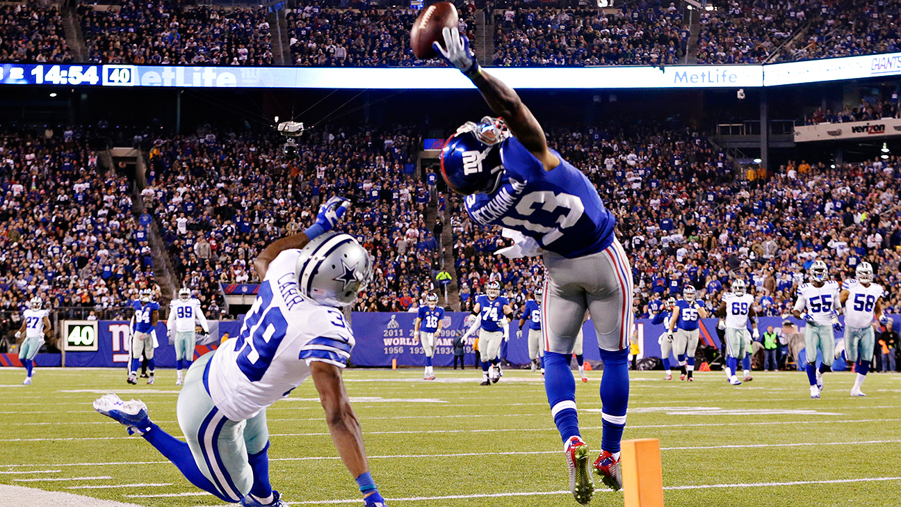 1494ff922e13 Odell Beckham Jr. motivated to be  much more than one catch ...
