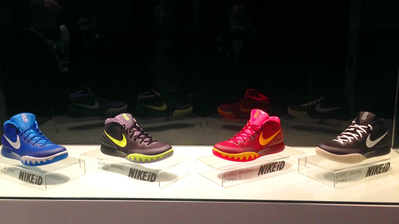 Nike signature shoe, Kyrie 1