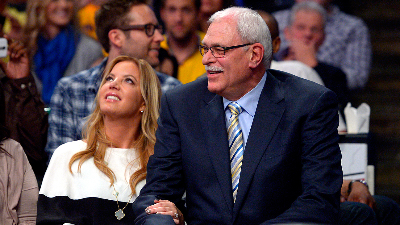 Lakers owner Jeanie Buss says tanking