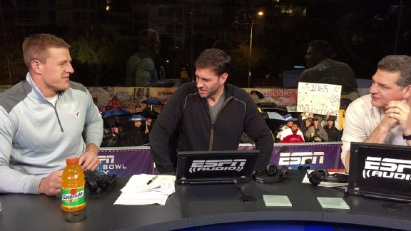 Image result for mike and mike radio row
