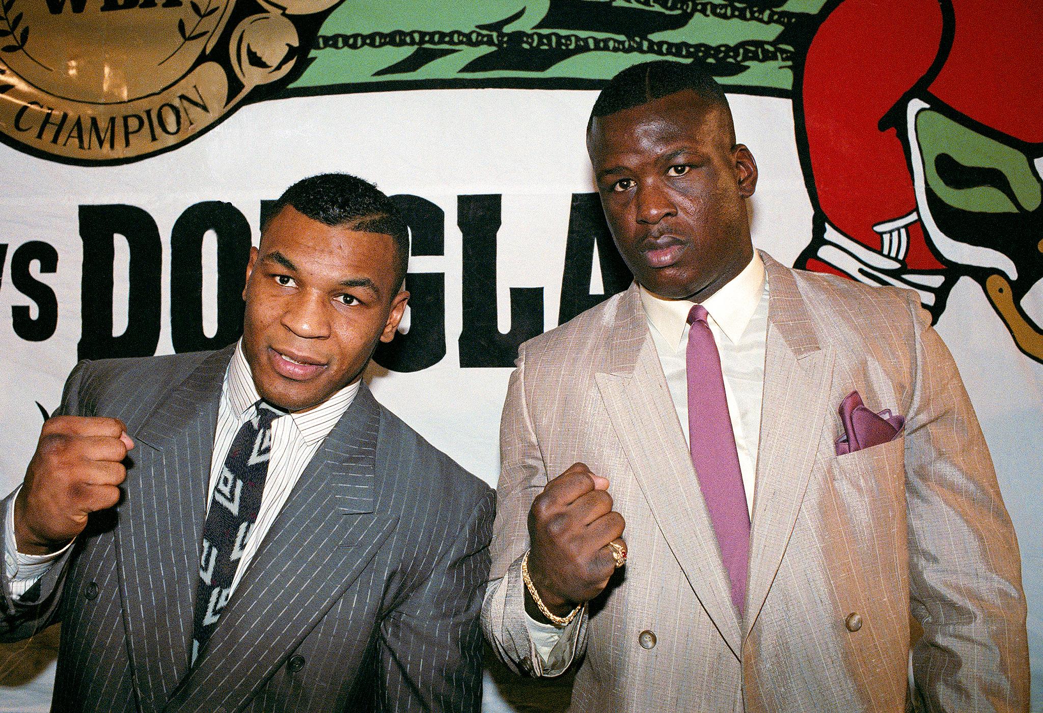 Nostalgia: Kekalahan Bersejarah Mike Tyson - Ragam Bola.com