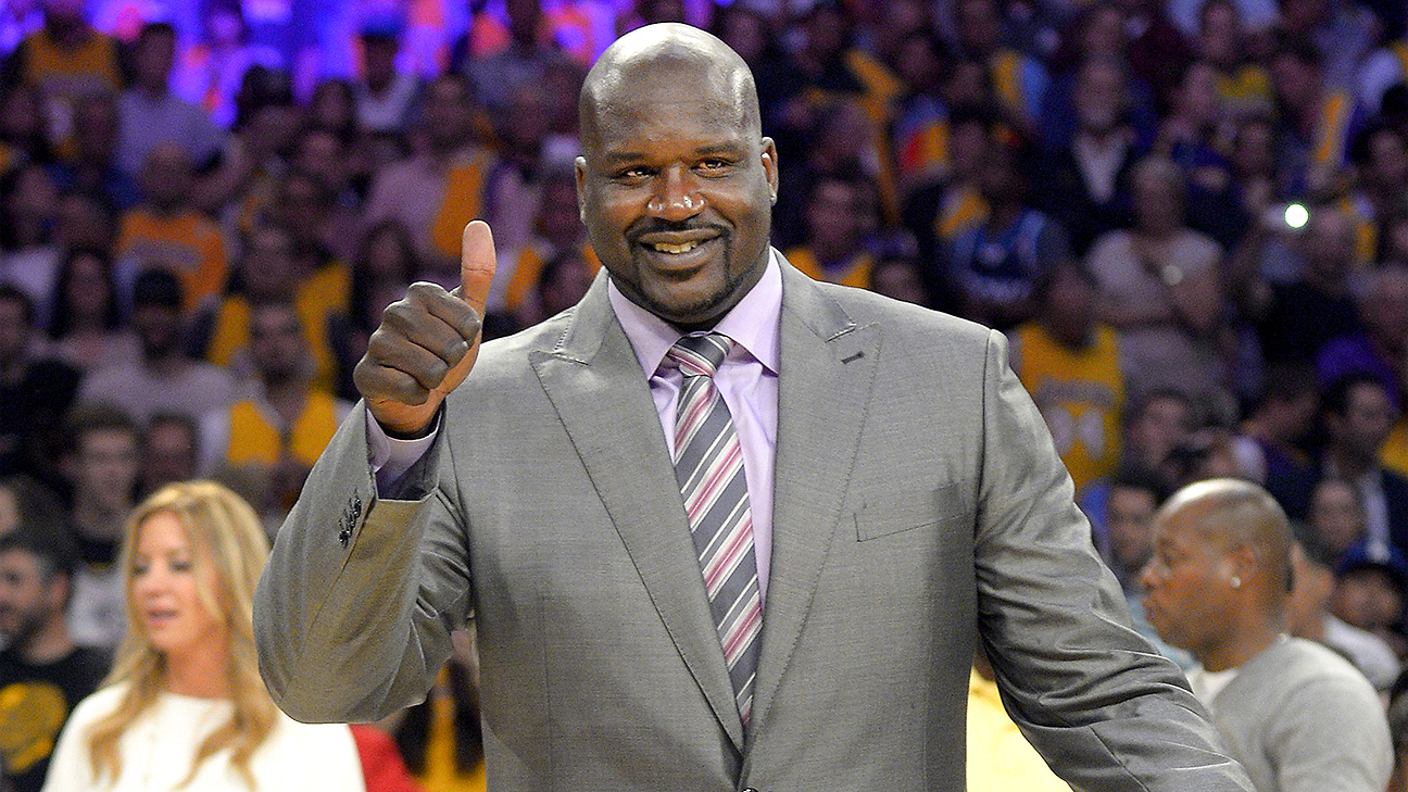 Shaquille O'Neal Wants To Wrestle Cody In AEW