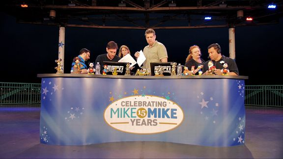 Mike & Mike 15th Anniversary