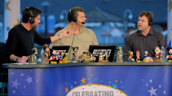 Mike & Mike 15th Anniversary, Frank Caliendo