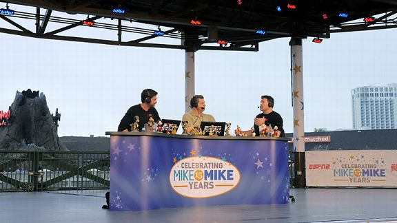 Mike & Mike 15th Anniversary, Stink