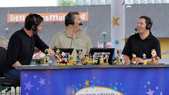 Mike & Mike 15th Anniversary, Jayson Stark