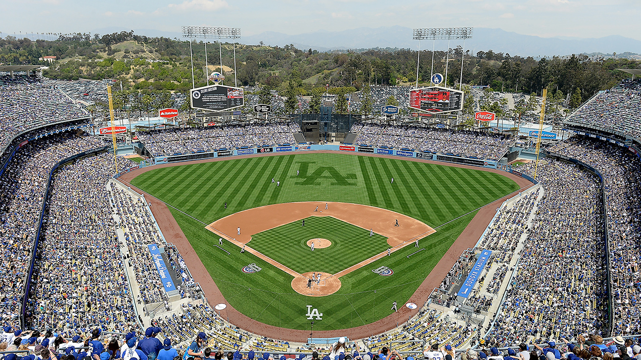 Dodger Stadium Officially Lands First All-Star Game Since