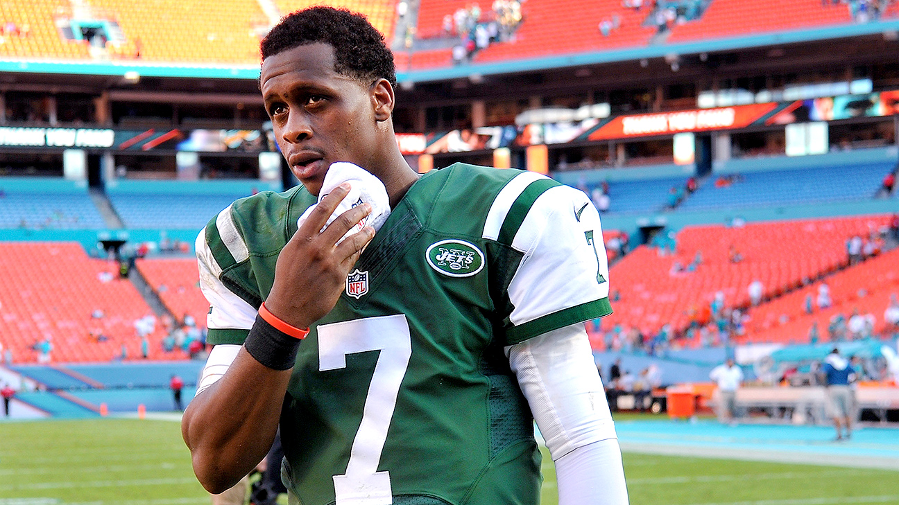 Geno Smith of New York Jets out 6 to 10 weeks with broken jaw