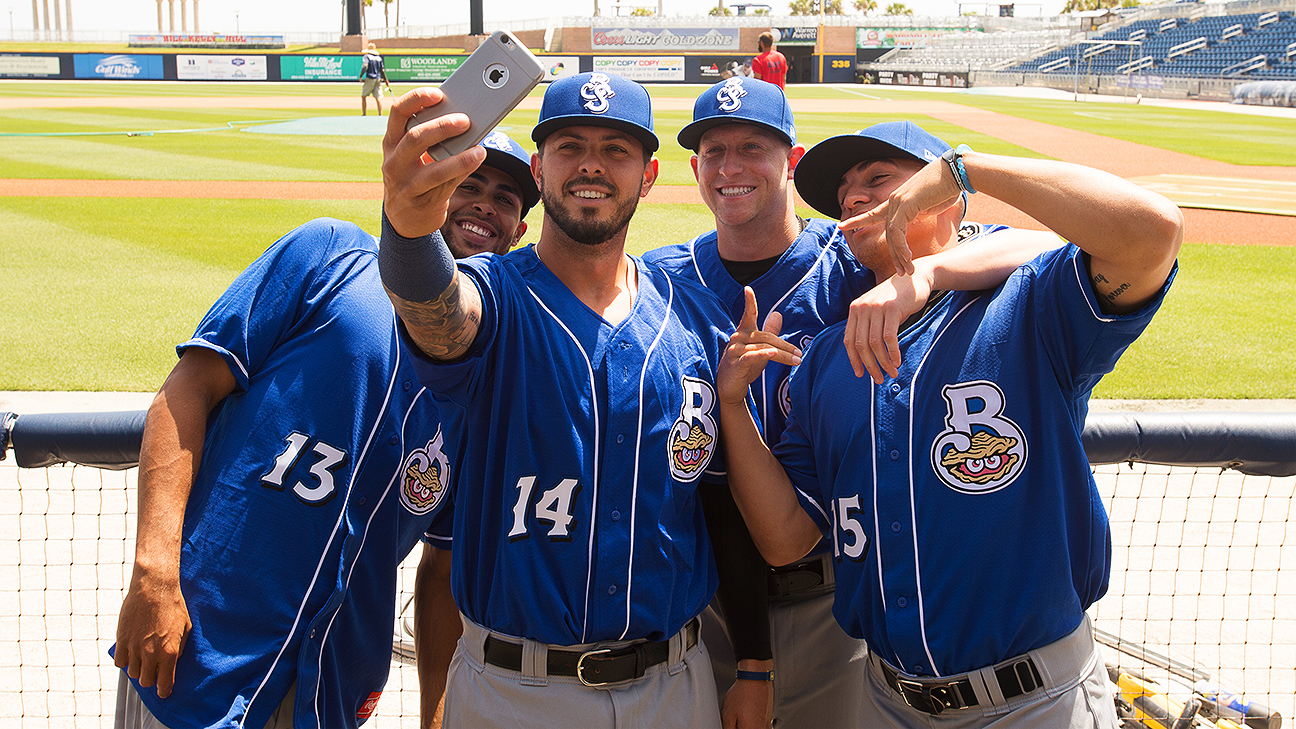Milwaukee Brewers Double-A team Biloxi Shuckers ready to embark on 55-game  road trip