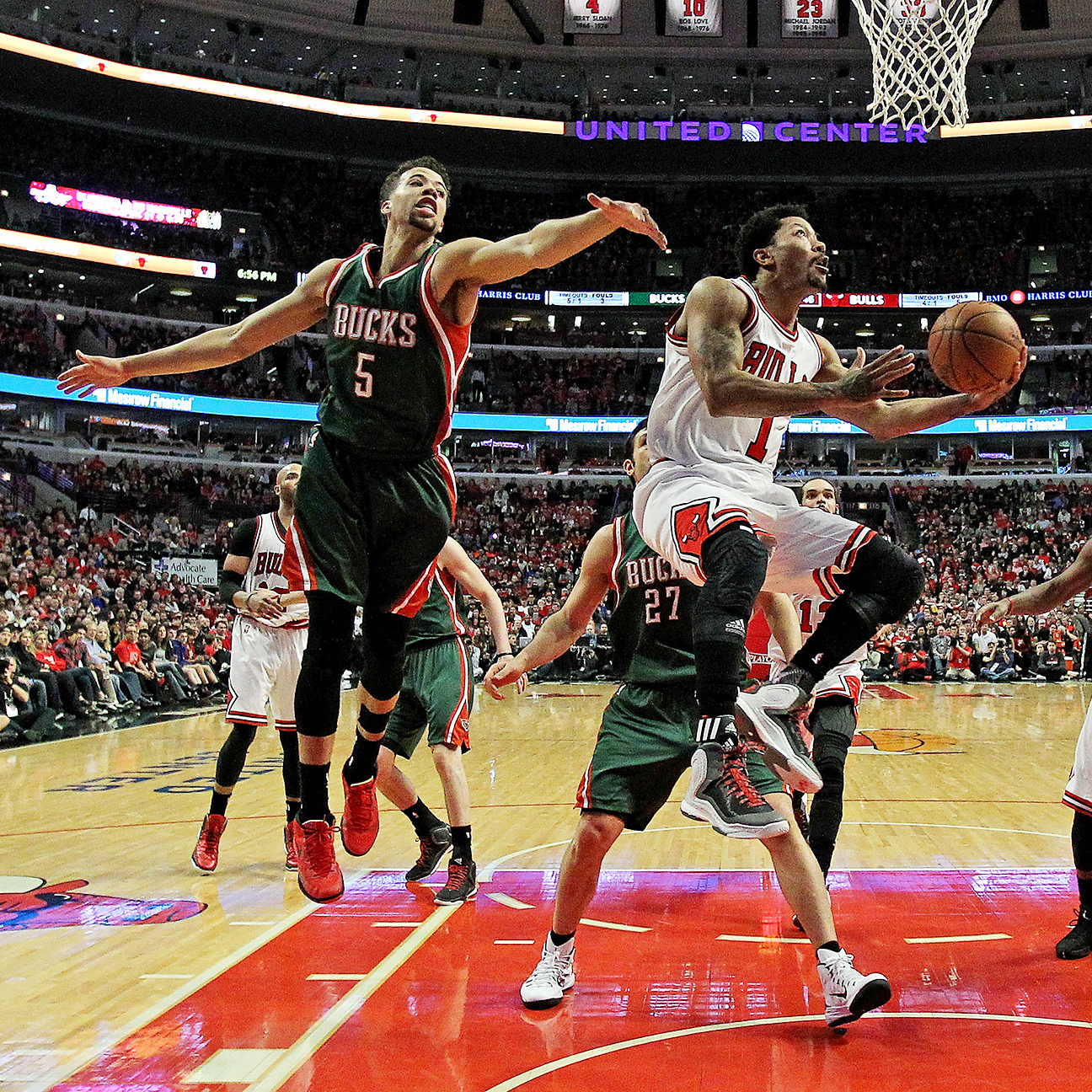 Blake Griffin, Los Angeles Clippers embrace 'underdog' role against San Antonio Spurs