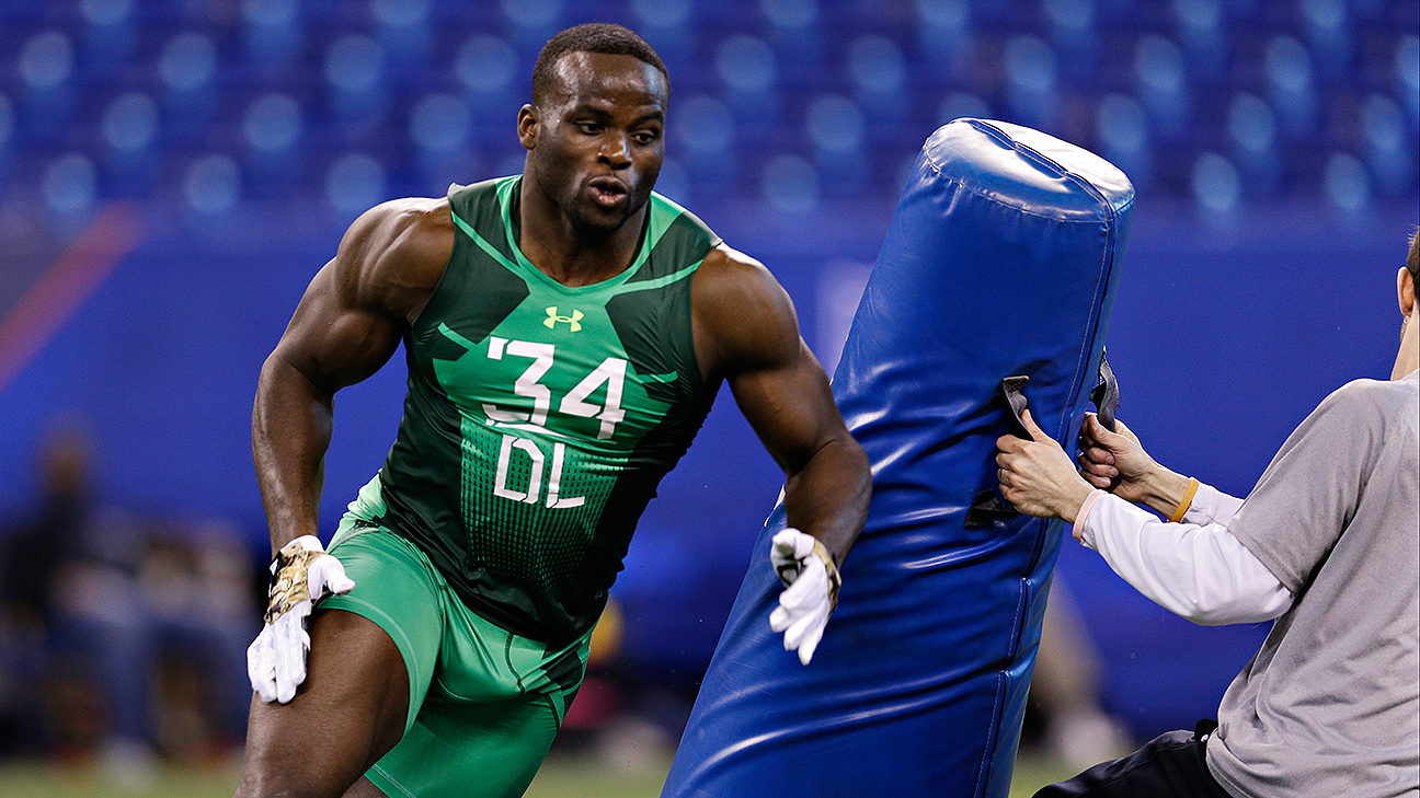 New York Giants DE Owa Odighizuwa suspended 4 games for violating ...