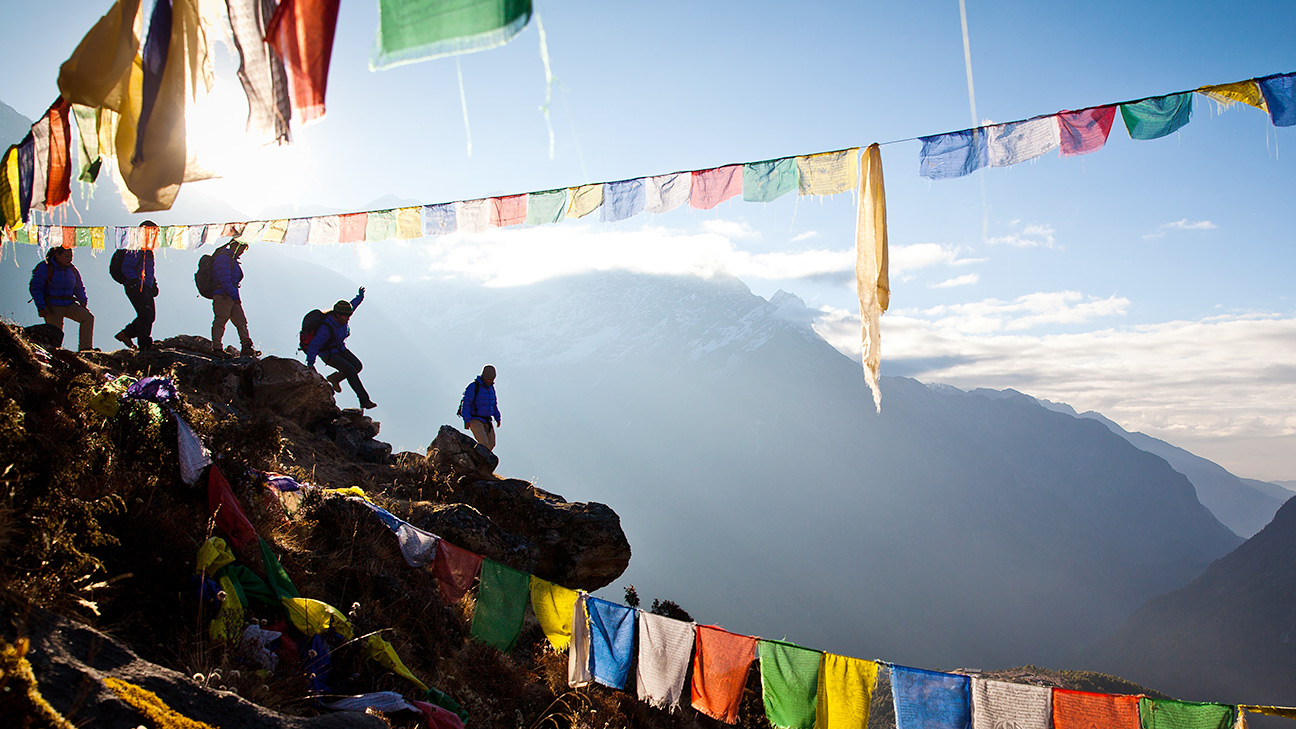 From The Mag: How Nepali women climbers are rebuilding their country after quakes