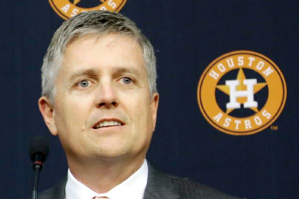 Luhnow again denies role in Astros' sign scandal