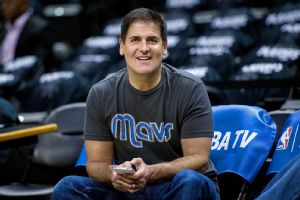 Michigan study funded by Dallas Mavericks' Mark Cuban could lead to