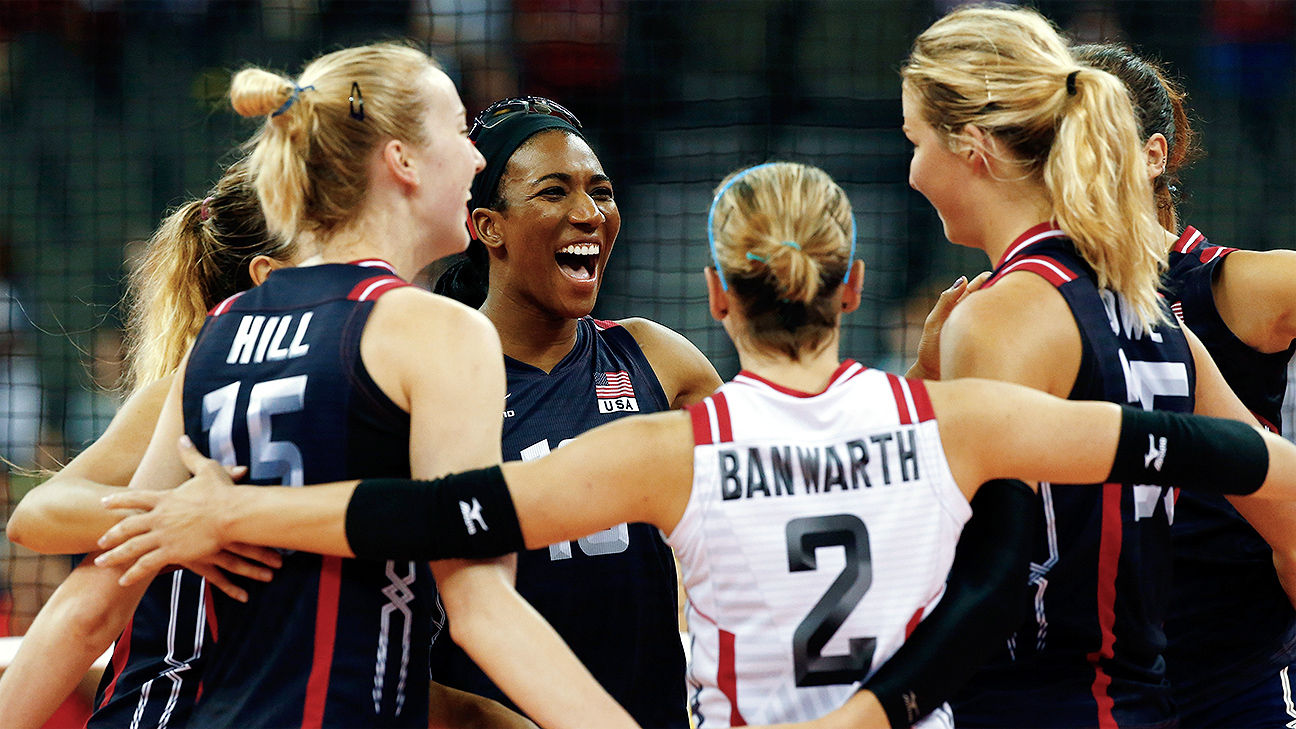 U S Women S Volleyball League To Start In 2021