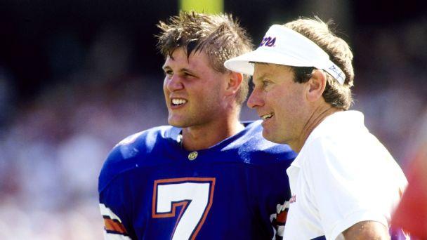 'A magical ride': Steve Spurrier, the Fun-n-Gun offense and Florida's first national title