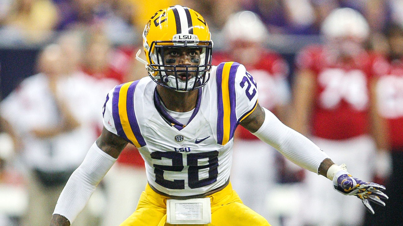 Jalen Mills of LSU Tigers could miss 4-6 weeks with fractured fibula