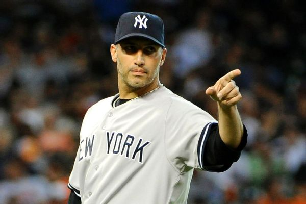 Yankees name Andy Pettitte special adviser to GM - ABC7 New York