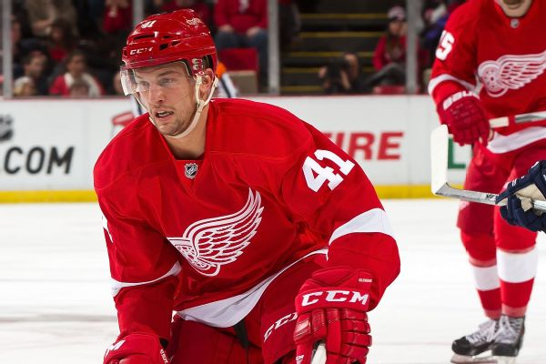 77fdd9eb95d Red Wings' Glendening has ankle surgery