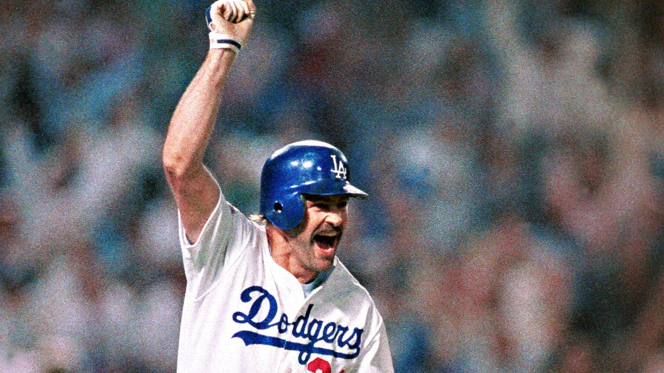 Viewers guide: Reliving Kirk Gibson's moment for the ages - ABC7 San  Francisco