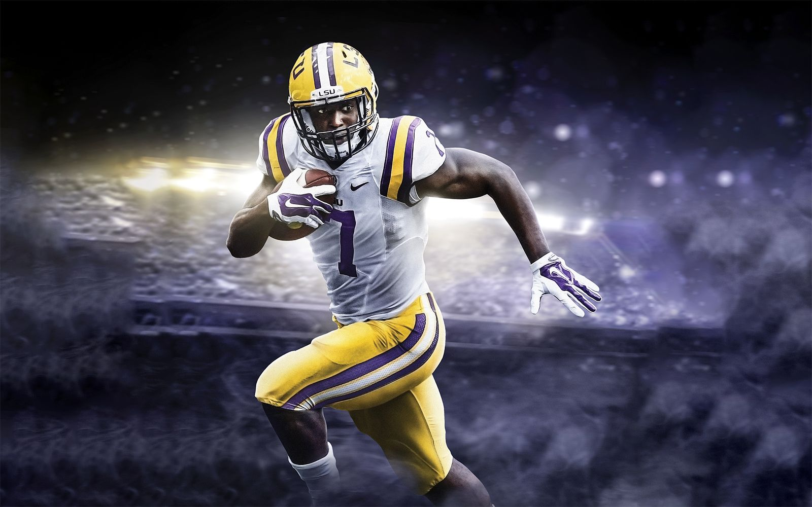 Awesome Nfl Rb Player Wallpapers: How LSU RB Leonard Fournette Became One Of The Tigers