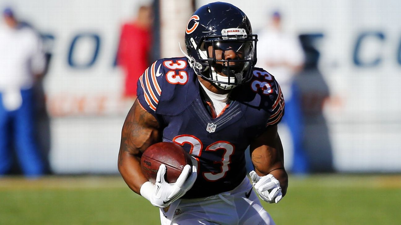 Chicago Bears RB Jeremy Langford's goal: Be three-down player ...