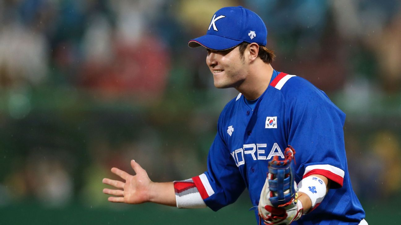 Minnesota Twins win bidding for rights to Korean slugger Byung Ho Park