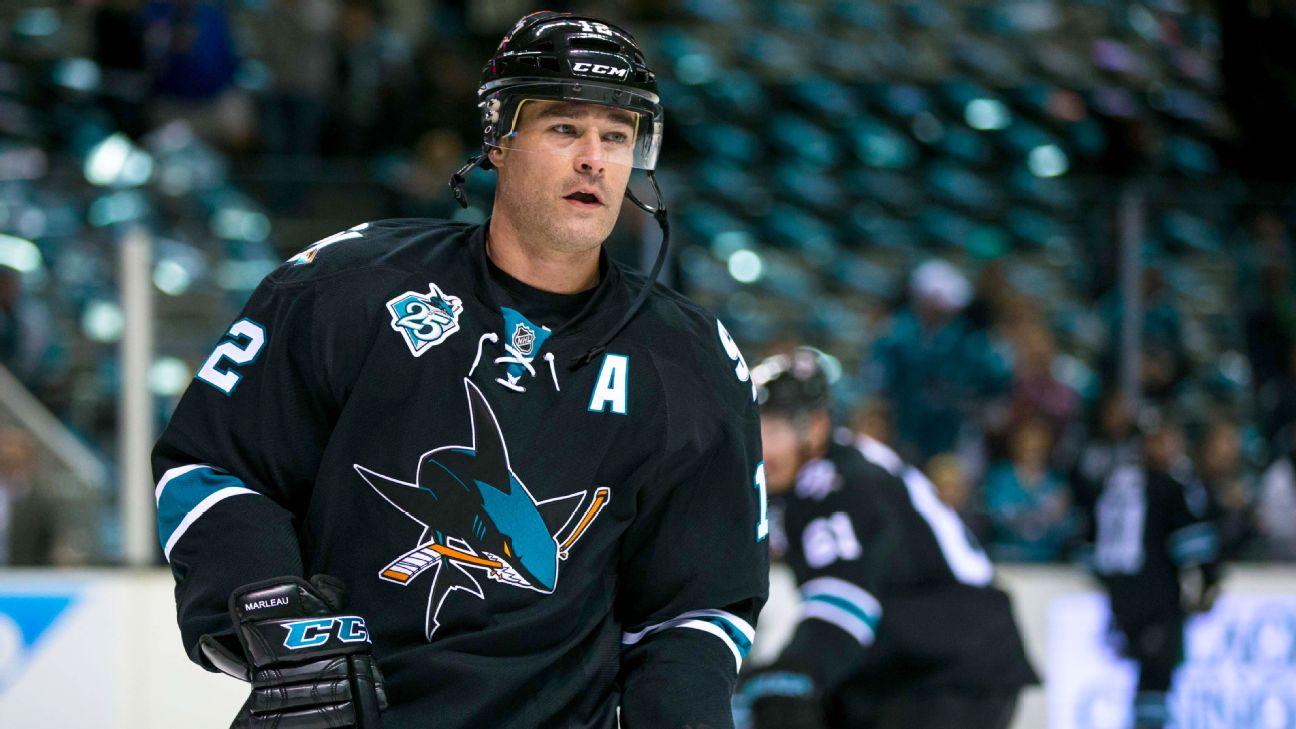 Sharks send Patrick Marleau to Penguins for shot at 1st ...