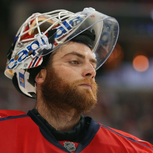 Braden Holtby Stats News Videos Highlights Pictures Bio Vancouver Canucks Espn