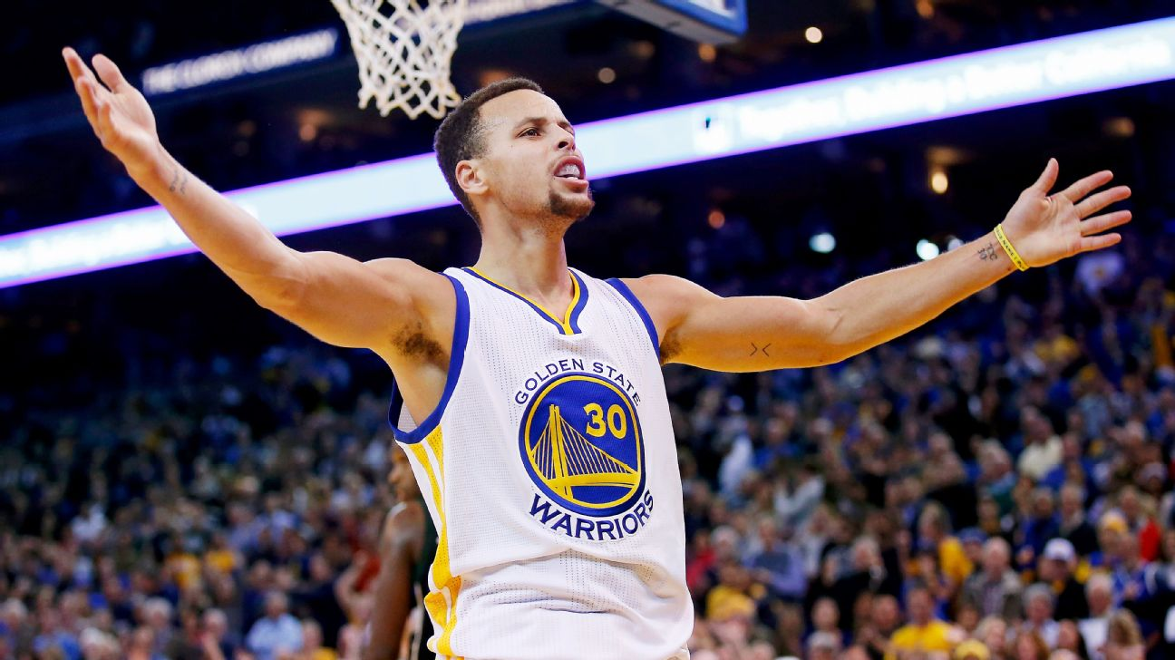 Stephen Curry broke the 3-pointer record