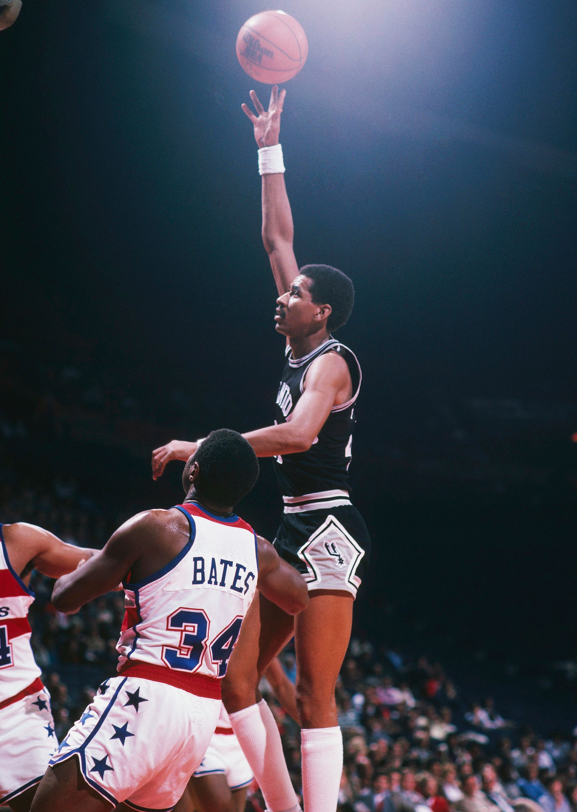 7. George Gervin - Photos: Top 10 shooting guards in NBA ...