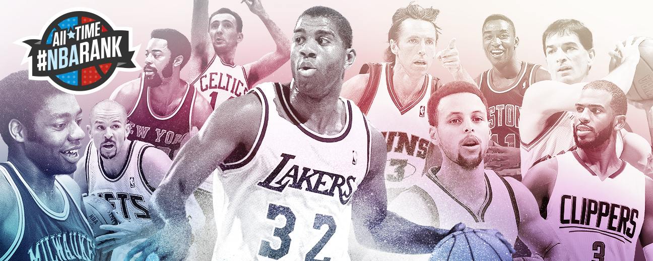 All Time Nbarank The Greatest Players Ever
