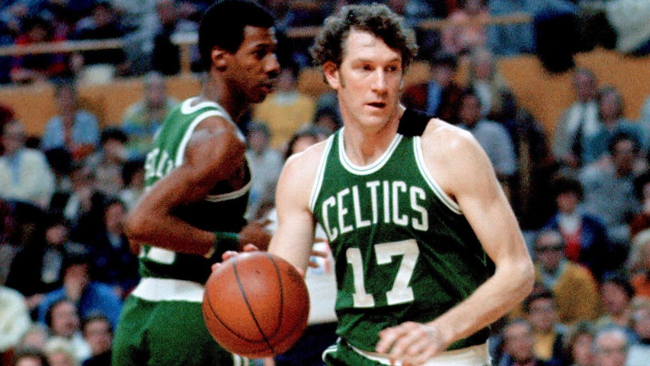 4ba90fffeda Boston Celtics legend John Havlicek dies at 79