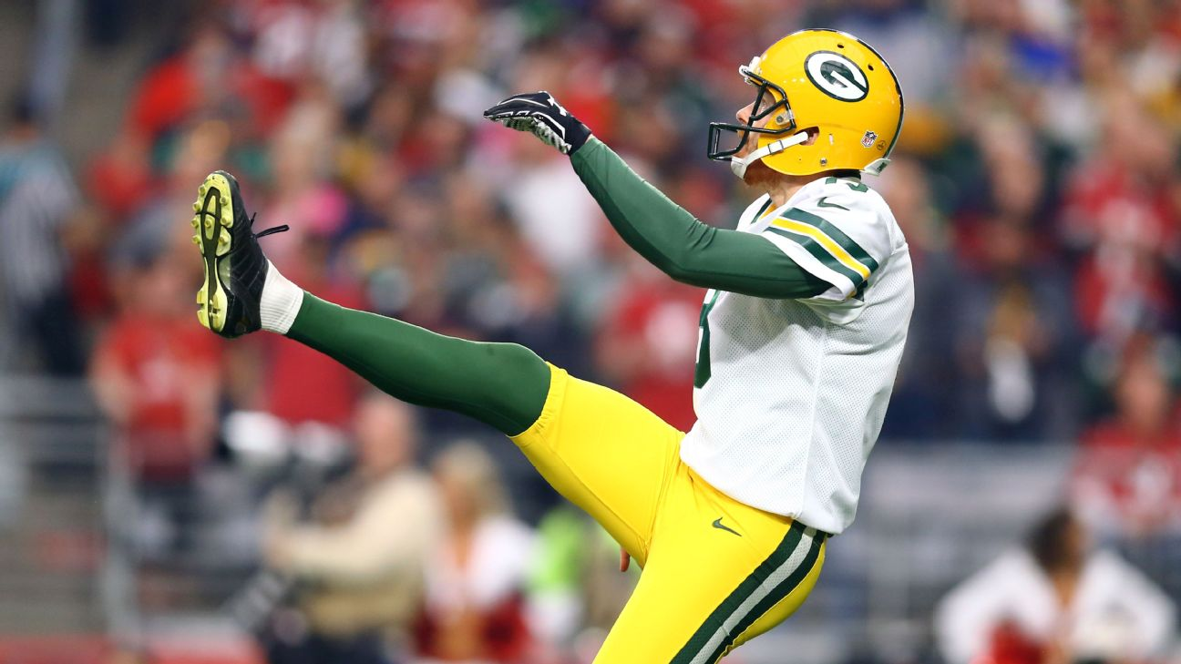 Former Packers punter Tim Masthay: 'It's really hard to say ...