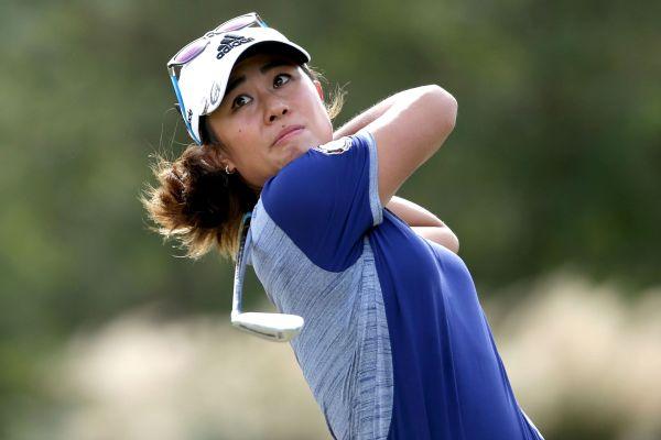 Kang wins at Inverness in LPGA's return to golf