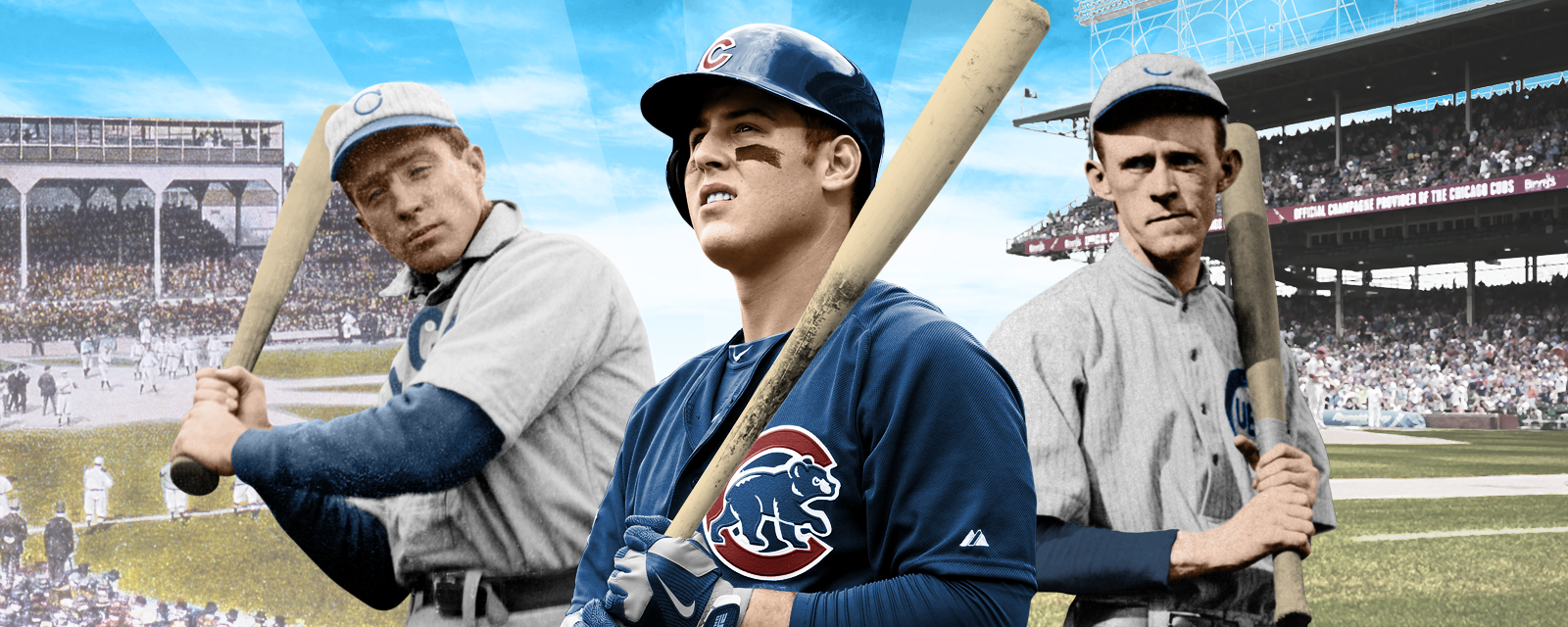 87f4672f The Chicago Cubs: Then and now