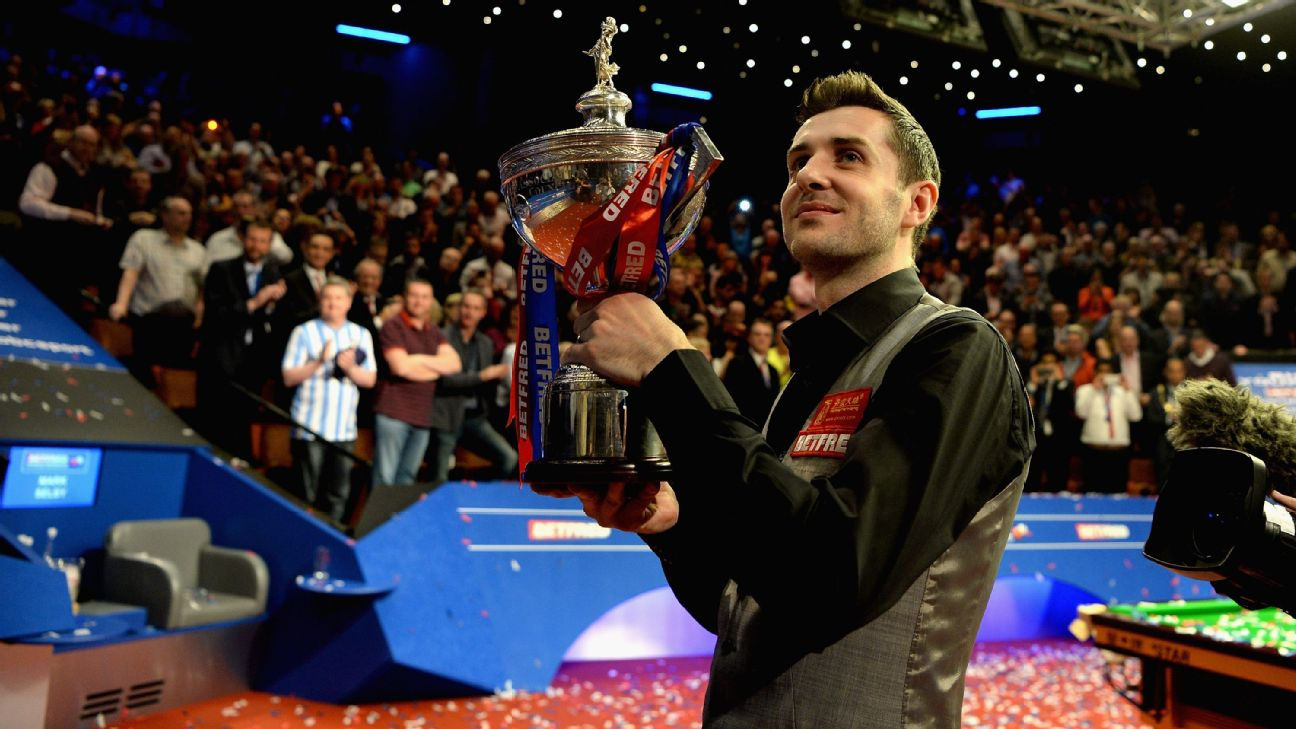 Mark Selby dedicates World Championship win to late father-in-law