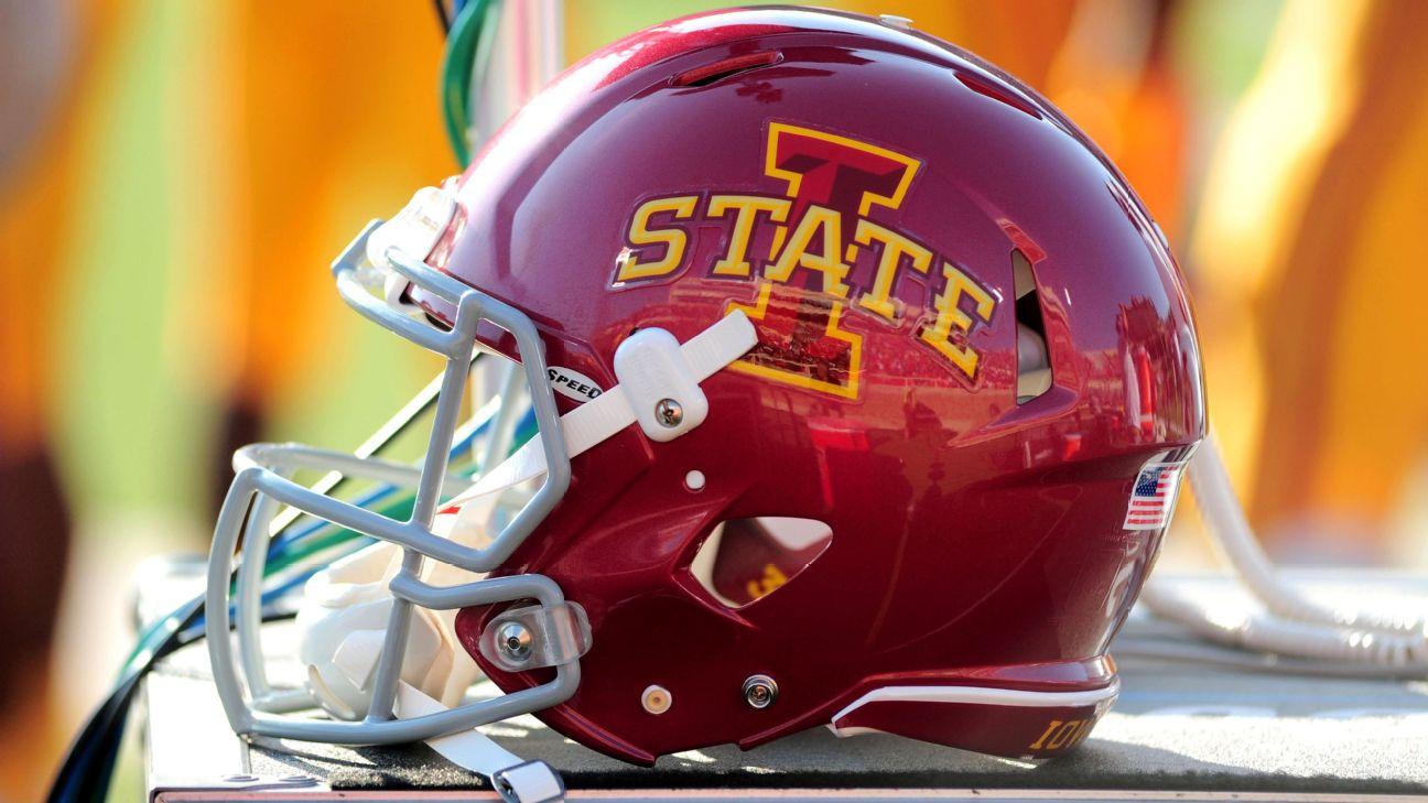 NCAA Iowa State Cyclones Football Smasher