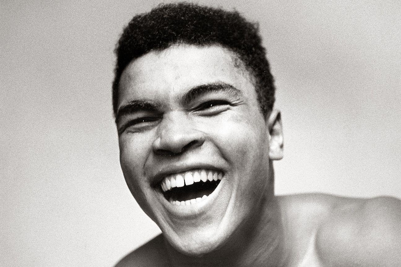 "Muhammad Ali, ""The Greatest"" photos you've never seen"