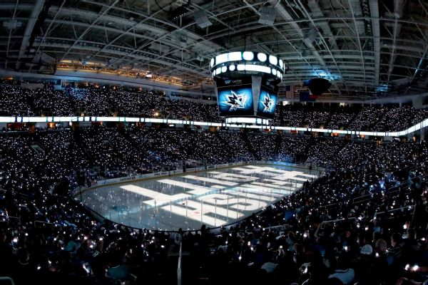 San Jose Selected To Host 2019 Nhl All-Star Game At Sap -3775