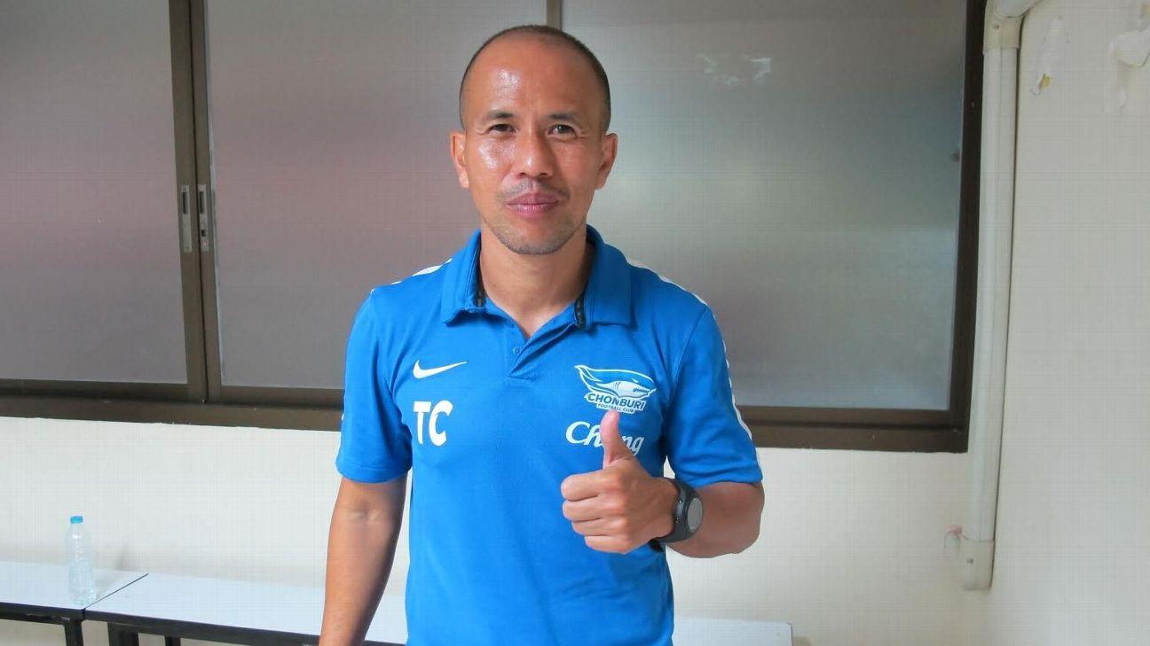Thai Premier League may not need Singapore players - Therdsak Chaiman