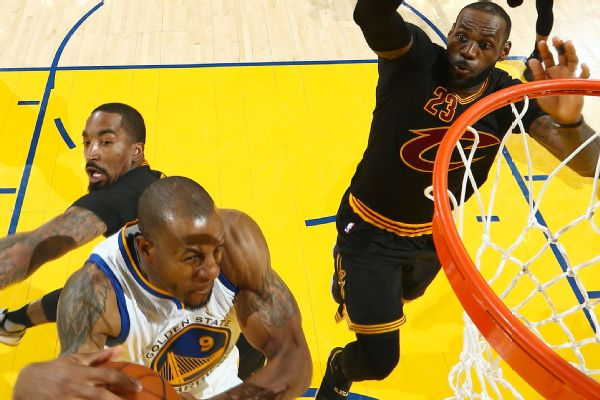c8fe5d51951e Andre Iguodala on Finals block   If J.R. is not there