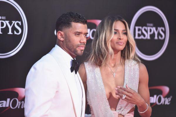 Ciara, Seahawks Russell Wilson announce pregnancy - KiSS