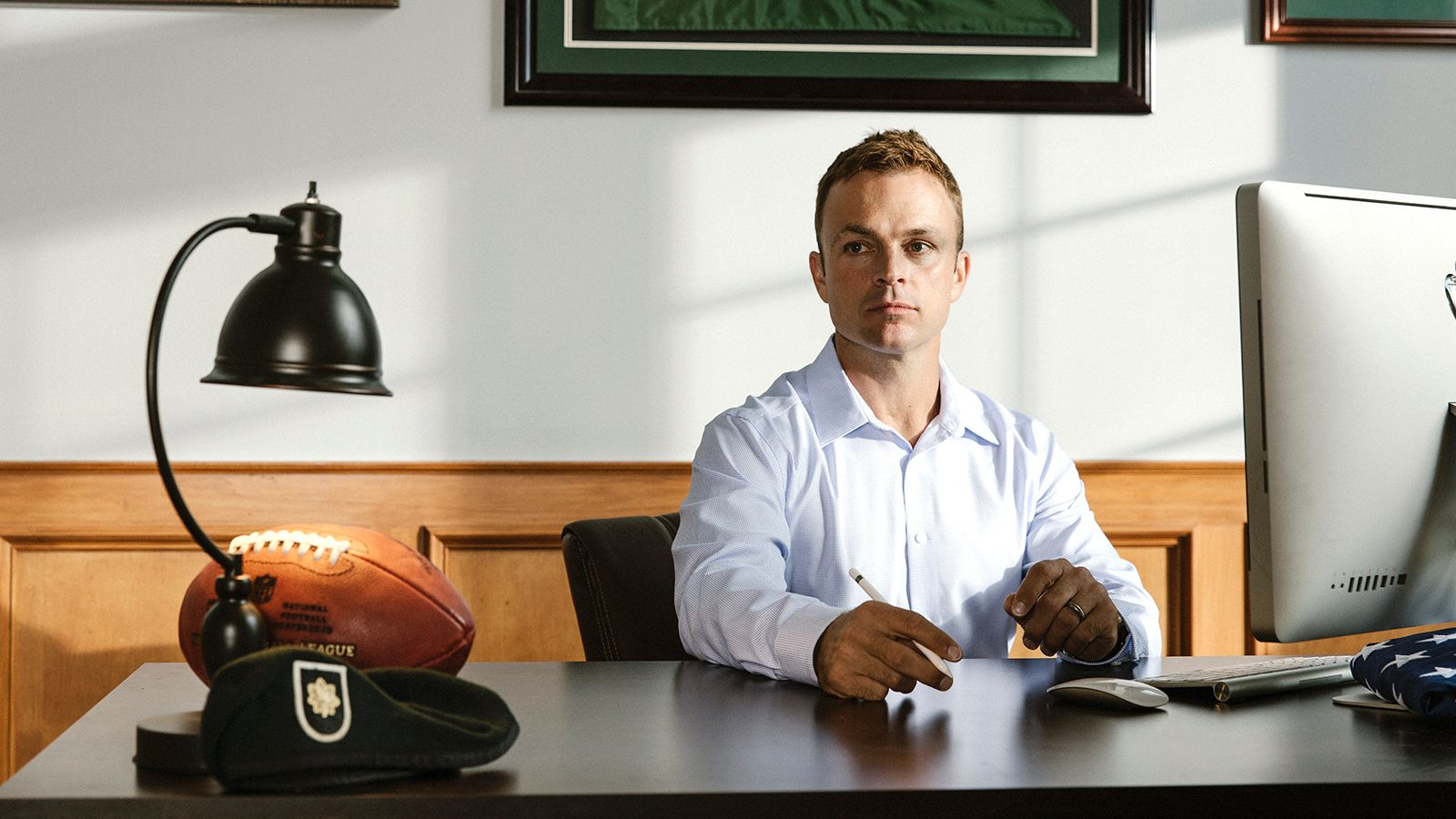 Green Beret Brian Decker thinks he can improve success rate of NFL