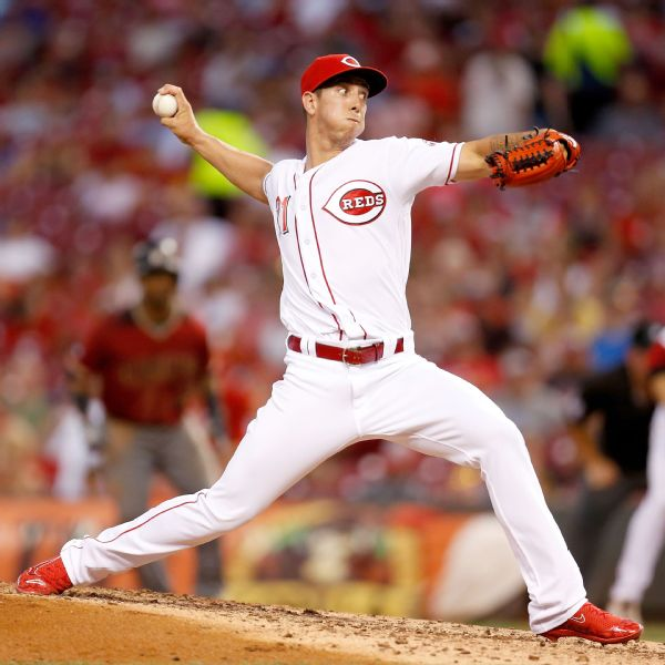 Michael Lorenzen Stats, News, Pictures, Bio, Videos