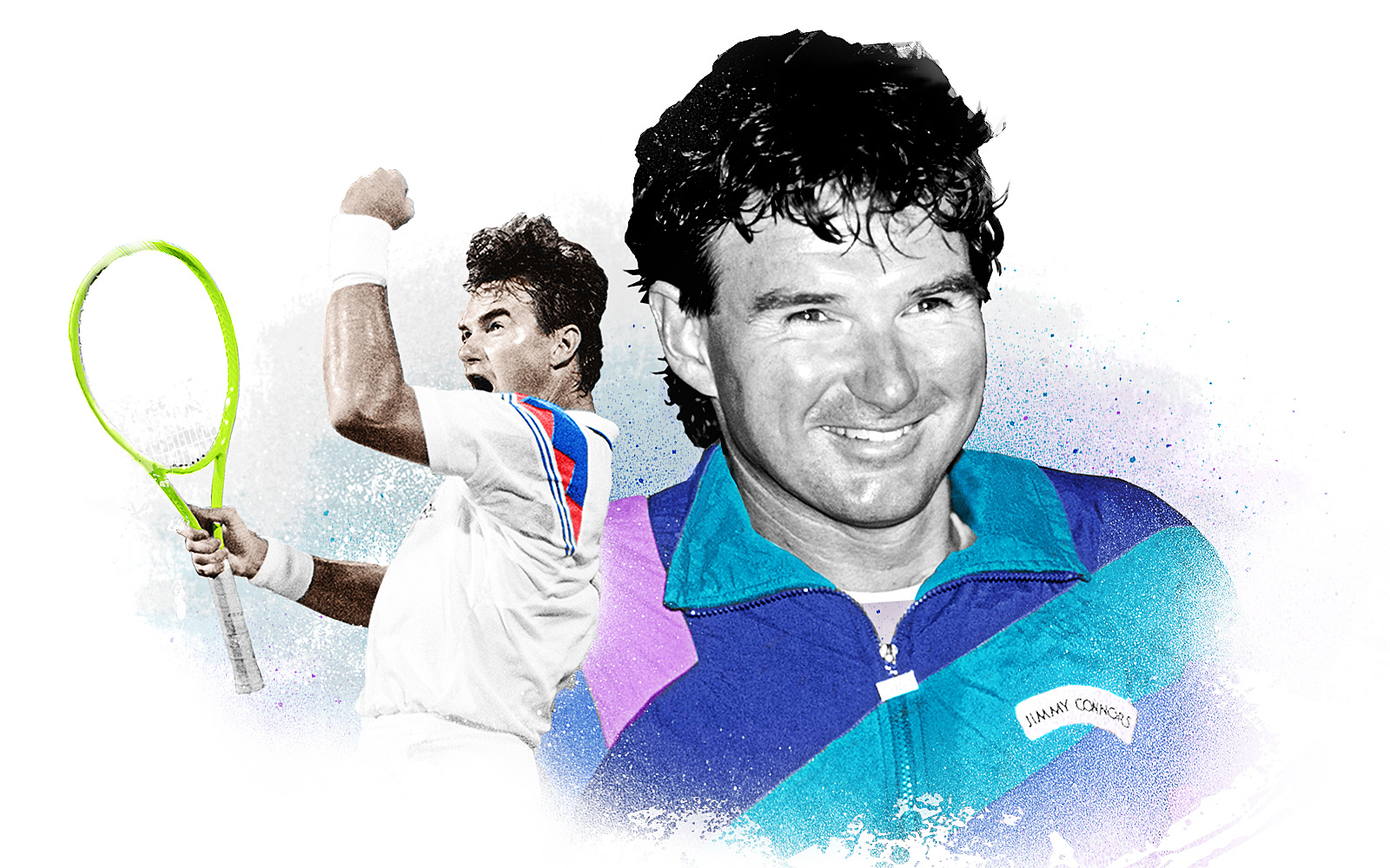 the oral history of Jimmy Connors' improbable US Open run