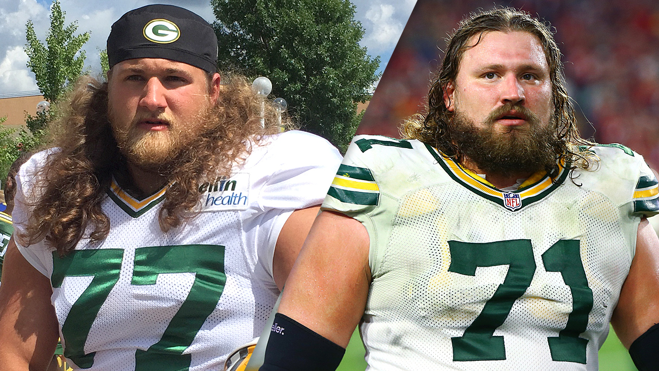 Separated at birth: Packers' Josh Sitton, Kyle 'Little Sitty ...